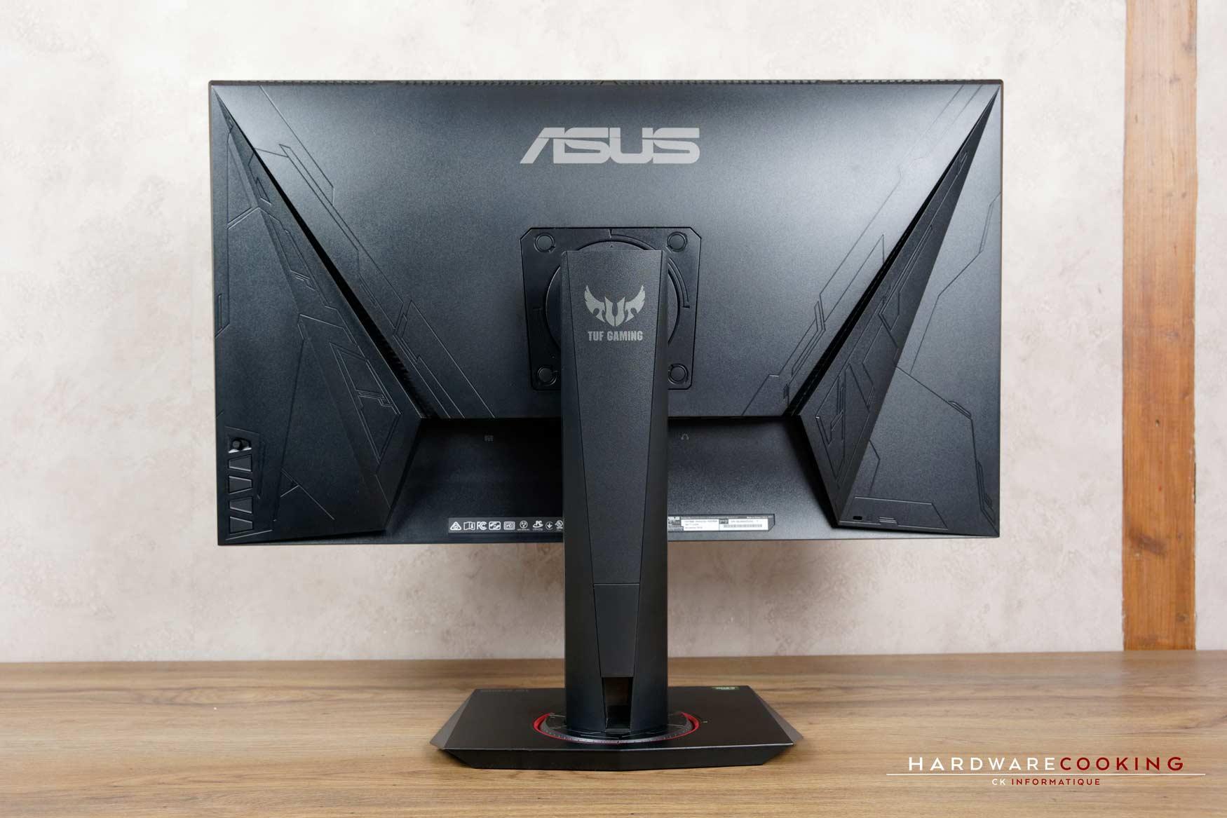 Test écran ASUS TUF Gaming VG279QM