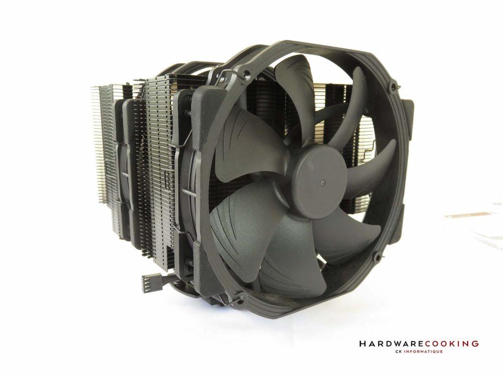 test ventirad Noctua NH-D15 chromax.black