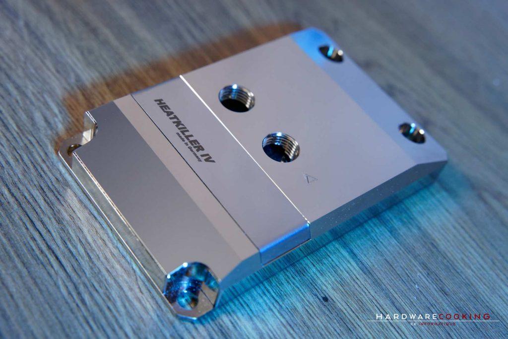 Waterblock CPU HEATKILLER IV PRO