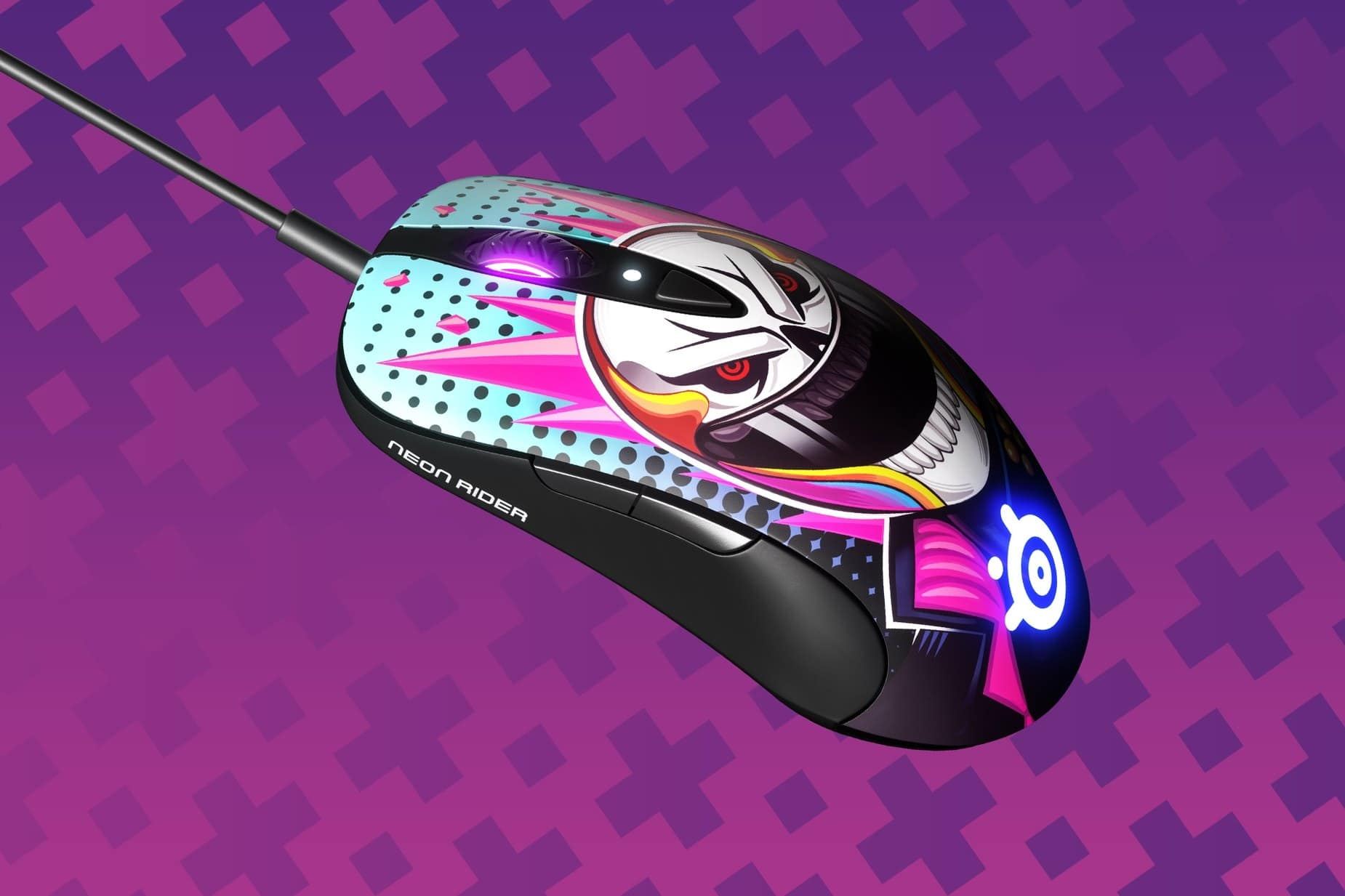 SteelSeries CS:GO Neon Rider