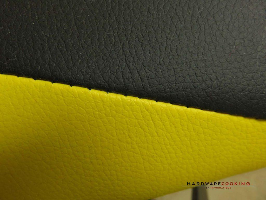détail coutures Z300