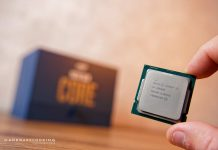 Test processeur Intel Core i5-10600K