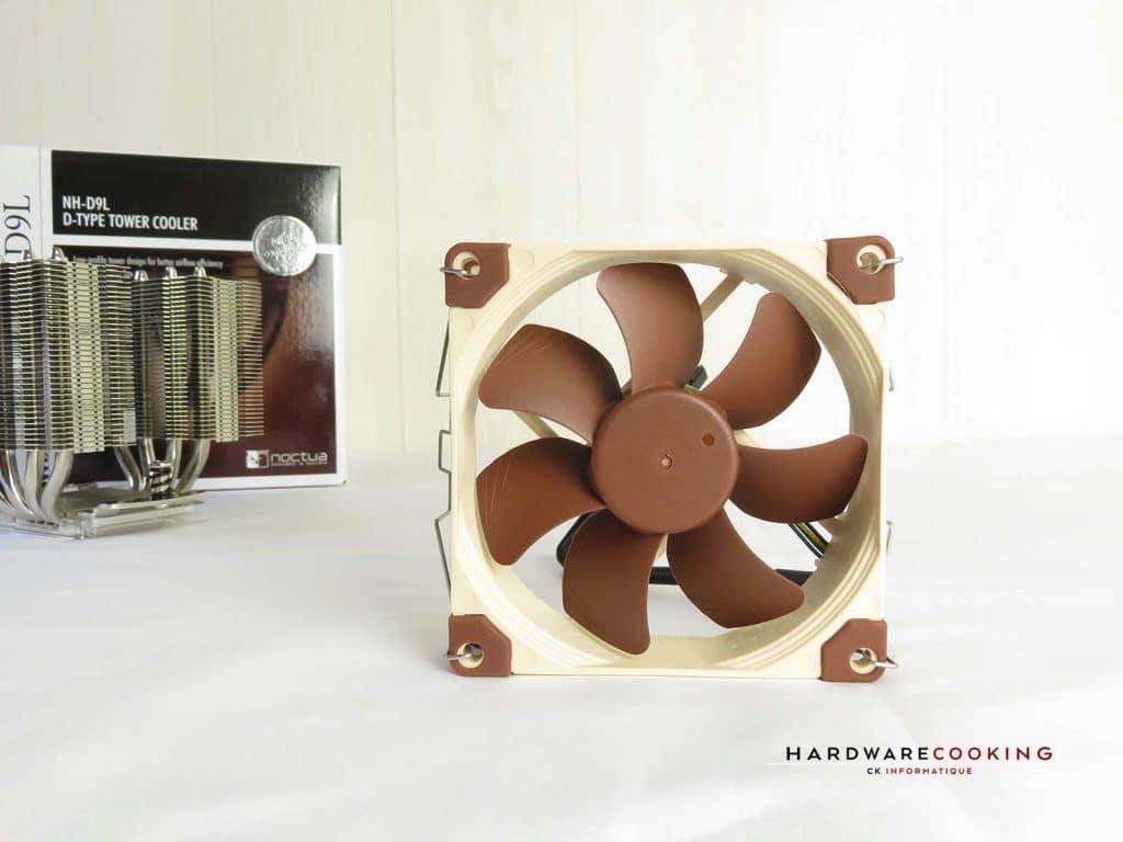 Ventilateur NH-D9L