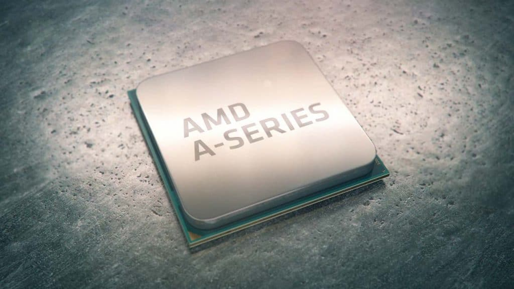 AMD APU série