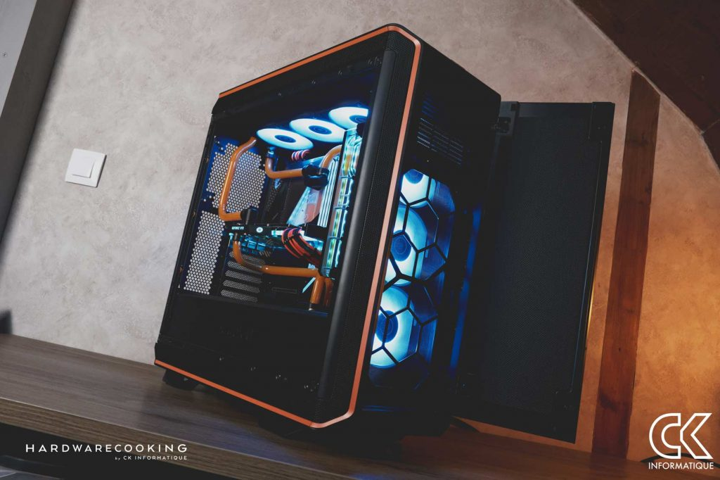 Build Z490 AORUS XTREME WATERFORCE