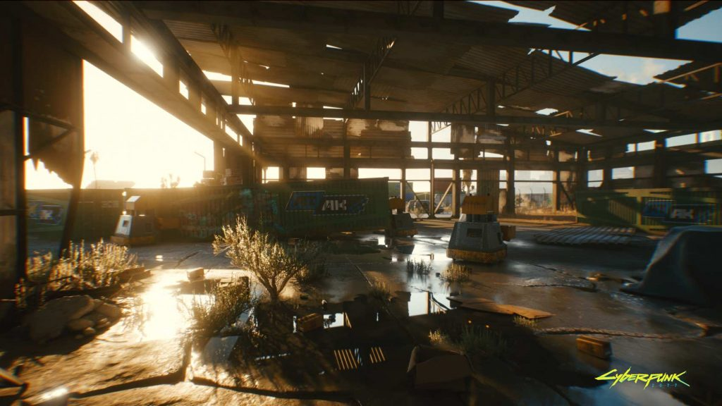 Cyberpunk 2077 ray tracing et DLSS 2.0