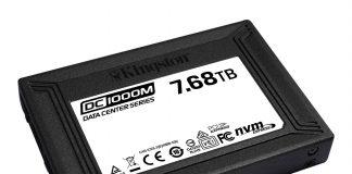 SSD Kingston DC1000M 7,68 To