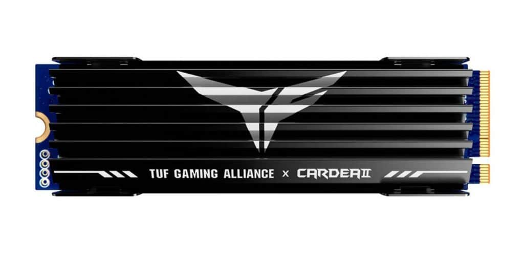 SSD TEAMGROUP Cardea II TUF Gaming Alliance
