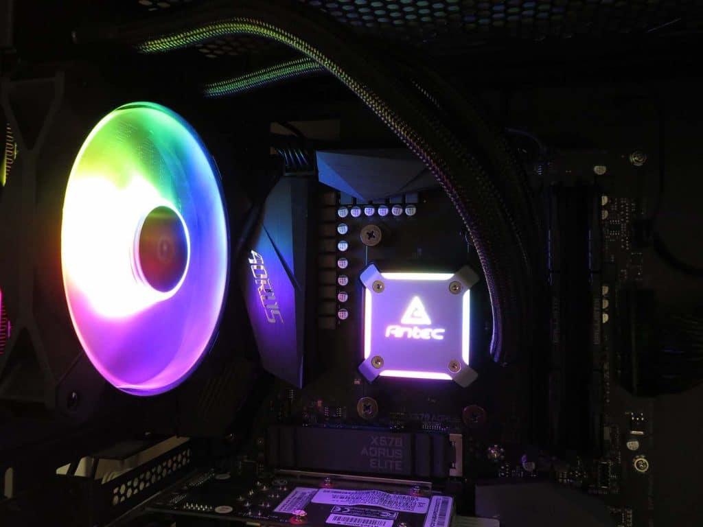 ARGB multicolore