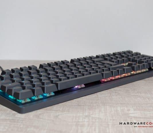 Test : clavier Mionix Wei