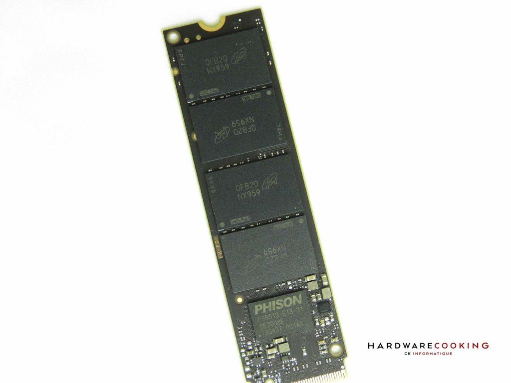 Puces mémoire Micron NX959
