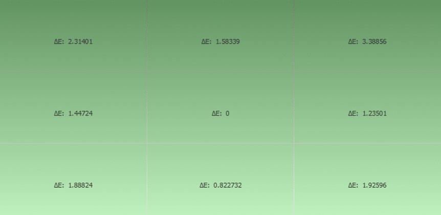 Uniformité couleur dalle MSI Optix MAG272CQR