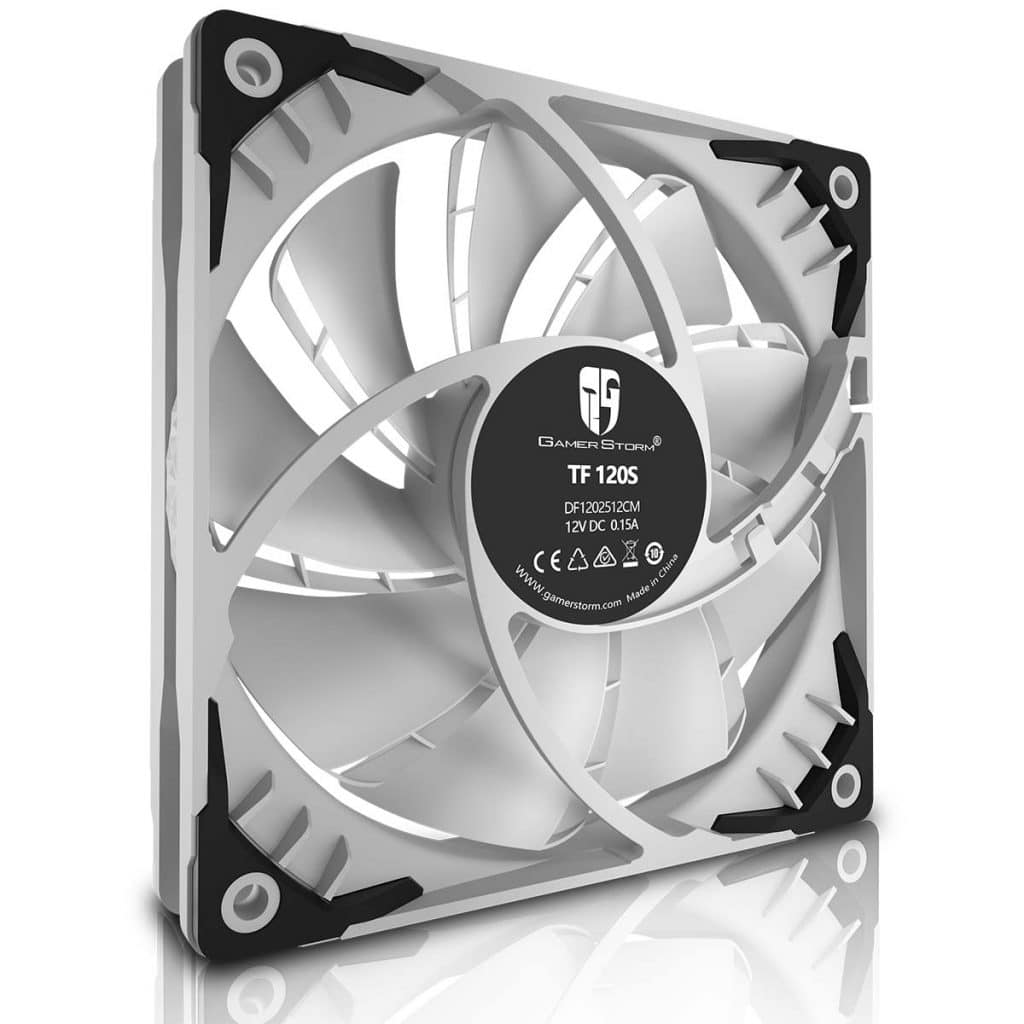Deepcool TF-120S white