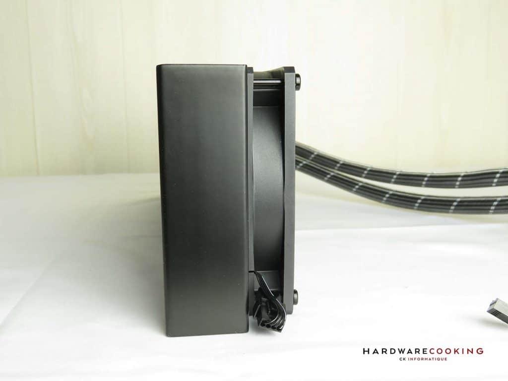 radiateur épaisseur