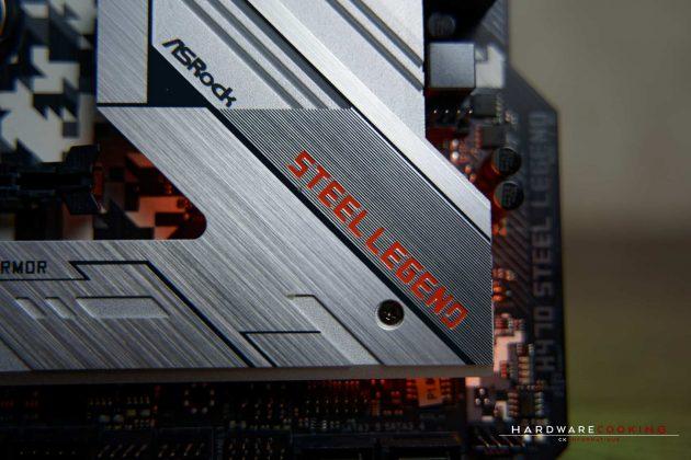 Test ASRock H470 Steel Legend