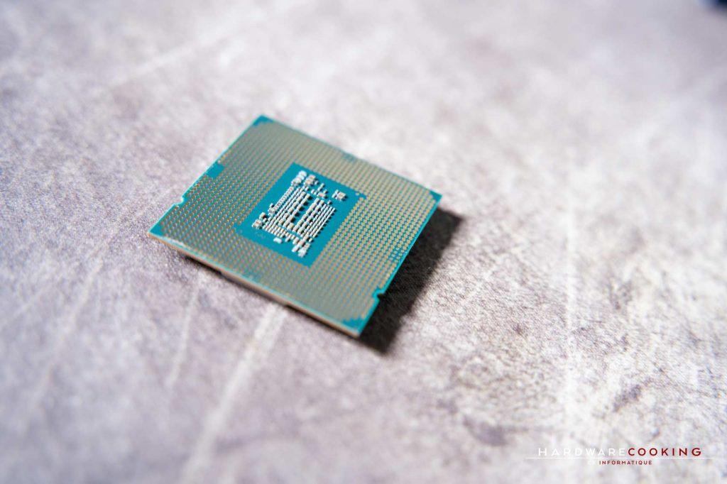 Test CPU Intel Core i5-10400F