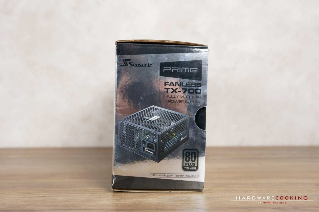 EASONIC Prime Fanless TX-700
