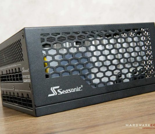 Test Seasonic PRIME Fanless TX-700