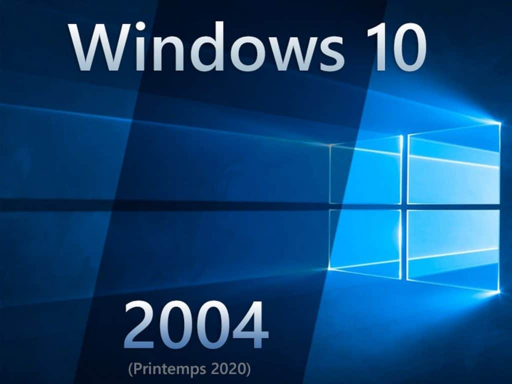 Windows 10, version 2004