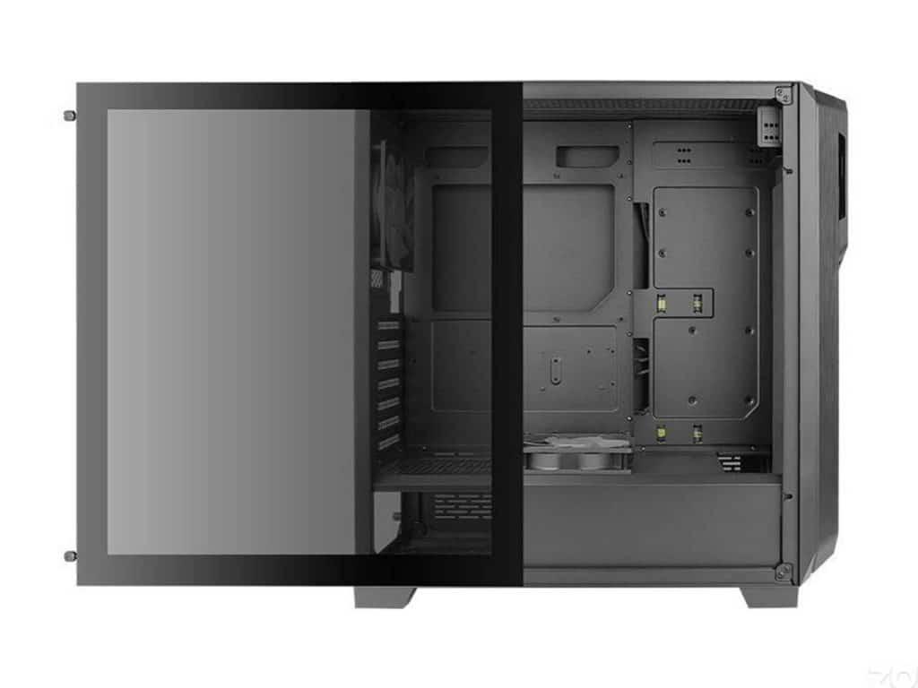 Intérieur ANTEC DP502 FLUX