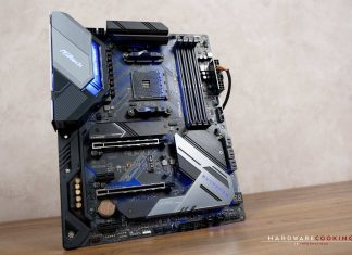 Test ASRock B550 Extreme4