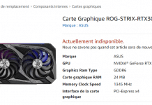 Amazon ASUS ROG Strix RTX 3080 3090