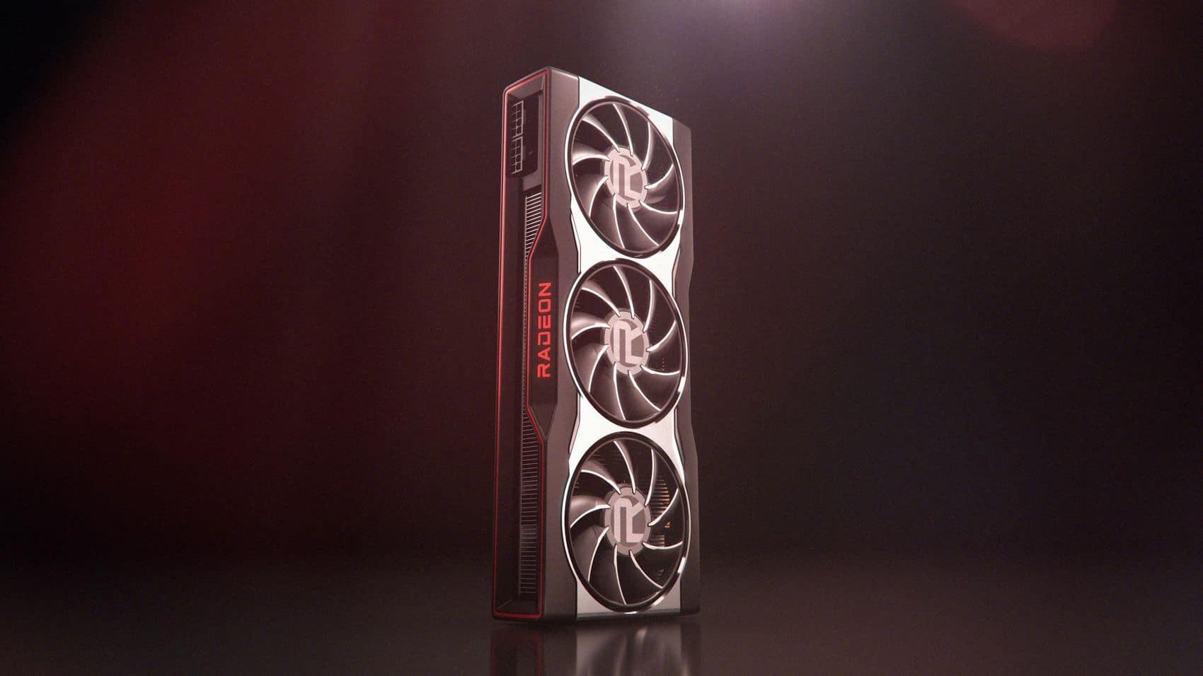 photo AMD Radeon RX 6000