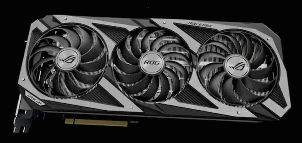 ASUS ROG Strix GeForce RTX 3000