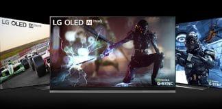 LG TV OLED 4K 120 Hz