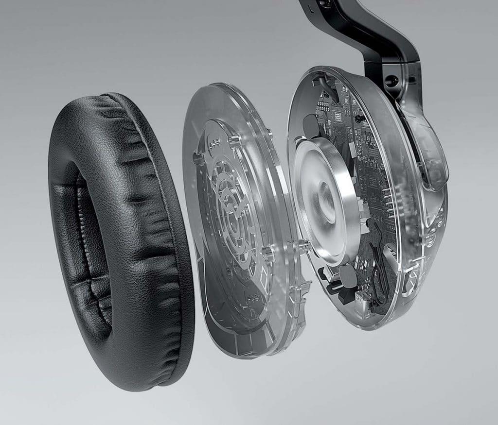 Transducteurs 50 mm