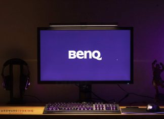 Avec BenQ ScreenBar Plus