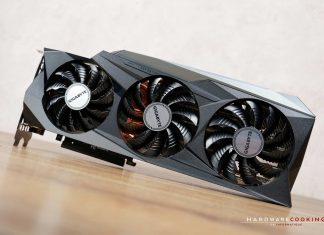 Test GIGABYTE RTX 3080 GAMING OC 10G