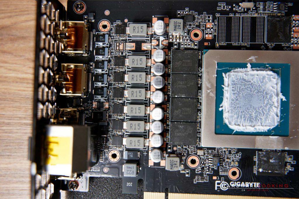 PCB GIGABYTE RTX 3080 GAMING OC 10G