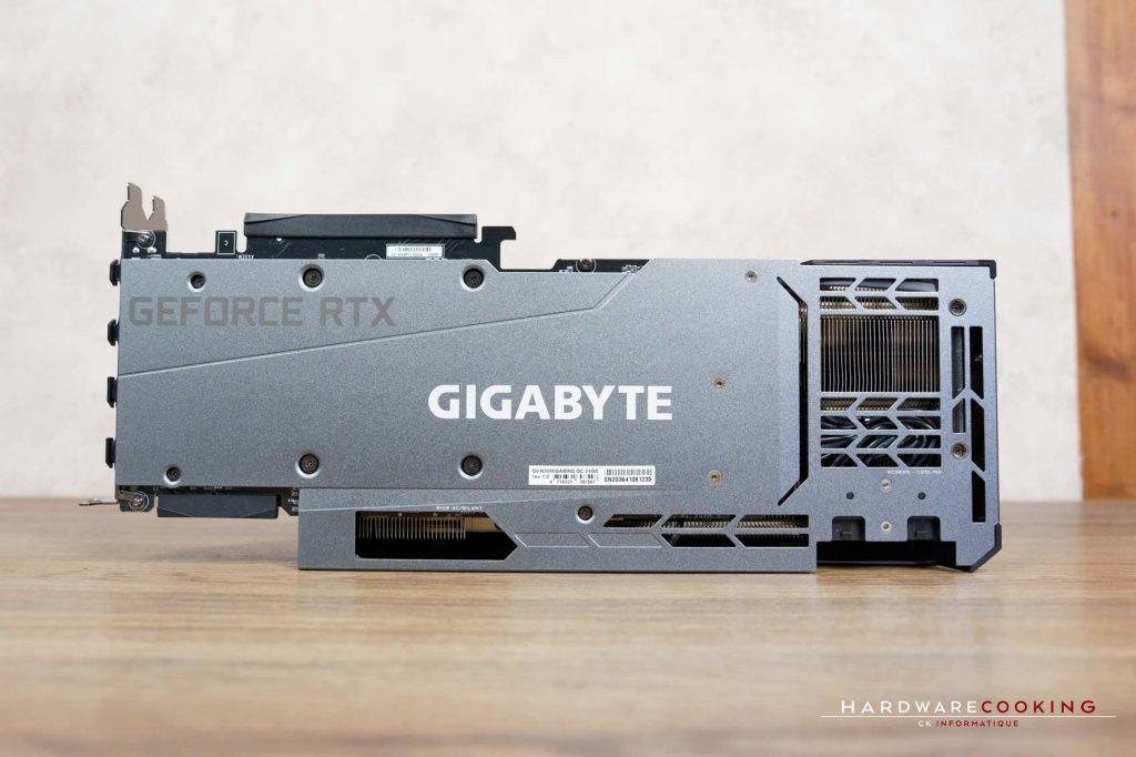 Test GIGABYTE RTX 3090 GAMINC OC 24G