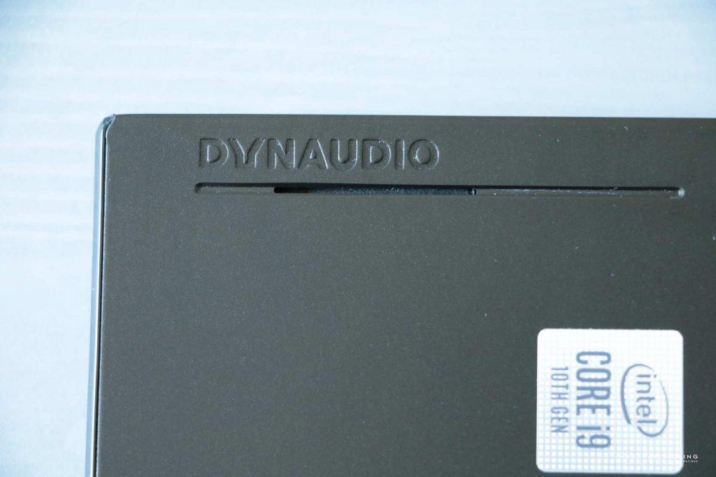 Haut-parleurs MSI GS66 Stealth 10SGS 014FR