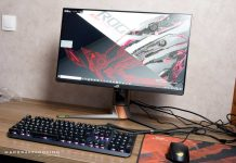 Test ASUS ROG Swift 360Hz PG259QNR