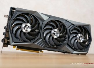 Test MSI RTX 3070 GAMING X TRIO