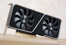 test NVIDIA GeForce RTX 3070 Founders Edition