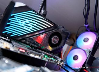 Test ASUS ROG Strix LC RX 6800 XT OC