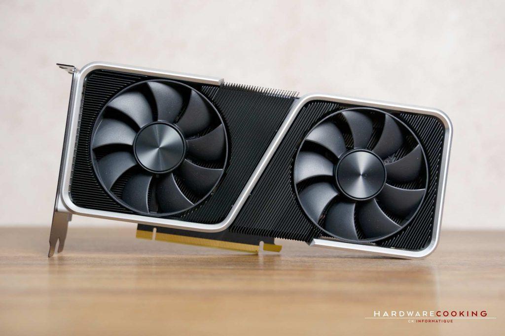 Test NVIDIA GeForce RTX 3060 Ti Founders