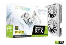 NVIDIA GeForce RTX 3070 Twin Edge OC White