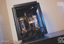 Build DPS watercooling custom Hardwarecooking CK Informatique RTX 3090