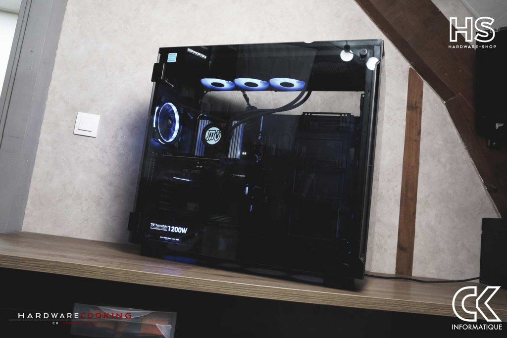Build mistermv Thermaltake View 91 TG RGB