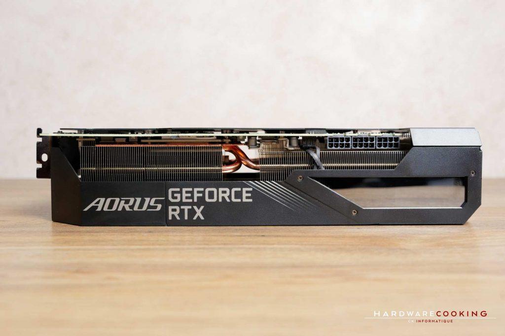 Test AORUS RTX 3080 Xtreme