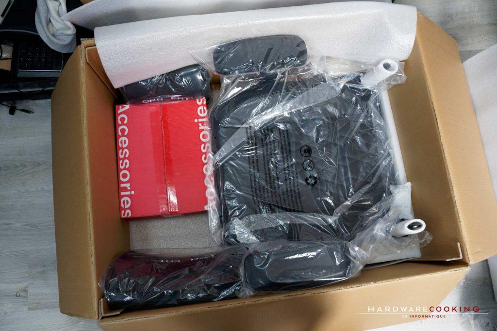 montage Oraxeat MX850
