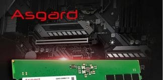 Asgard kit mémoire DDR5 64 Go 4800 MHz