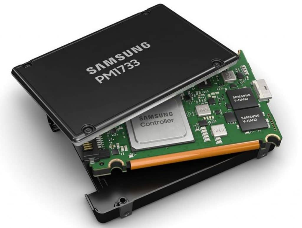 augmentation prix SSD Samsung