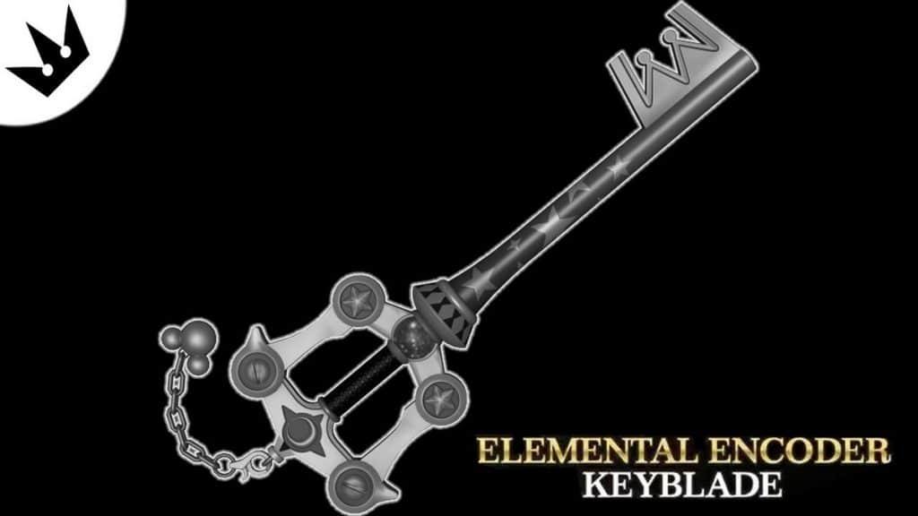 Keyblade exclusive Kingdom Hearts 3 PC