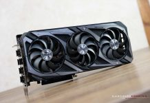 Test ASUS ROG Strix RTX 3060 O12G GAMING