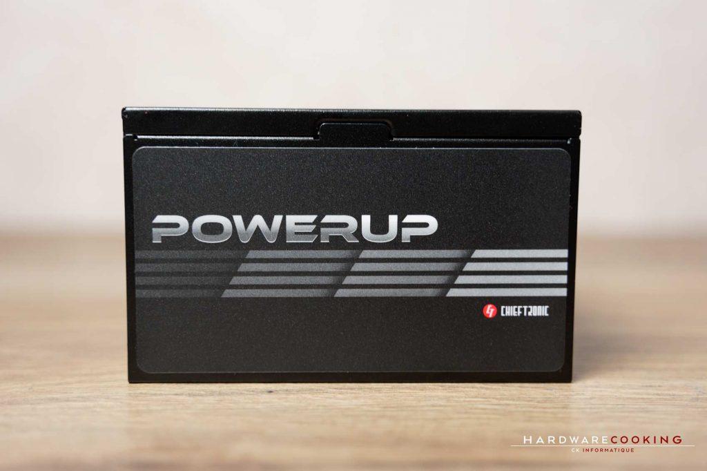 Test Chieftronic PowerUp 750W